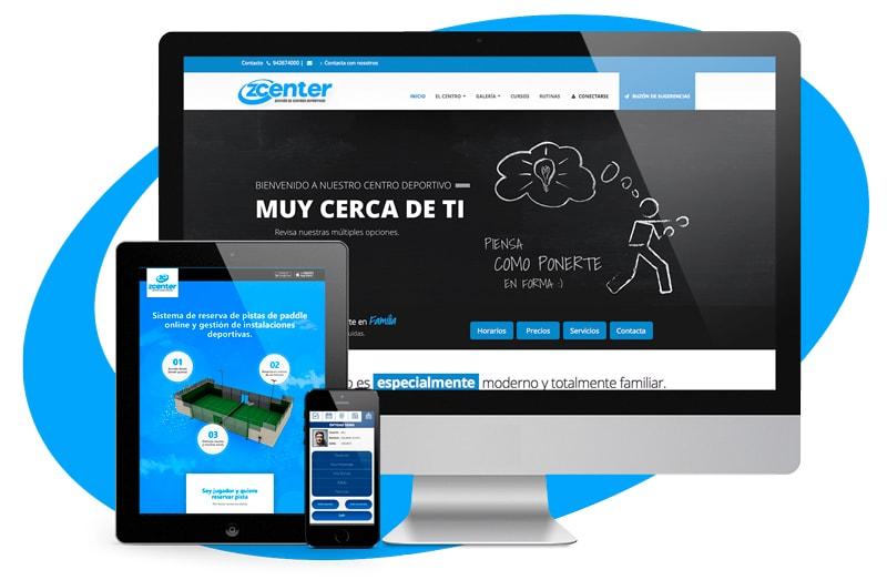 Software para la gestión de centros deportivos