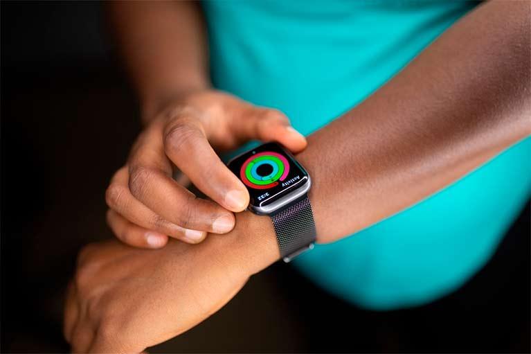 App Salud de Apple